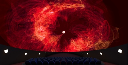 Altair Fulldome Cinema VR