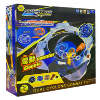 Beyblade Dual Cyclone Beystadium DX Set купить