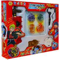 Beyblade Burst, Merchandise, Takara Tomy, Multi-Bey Sets Beyblade Super Custom Set Speed куить