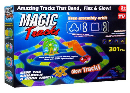 magic tracks 301