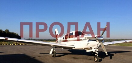 Piper Arrow III PA-28R-201, 1978 г.в.