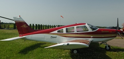 Piper Pa-28 Warrior 2, 1979 г.
