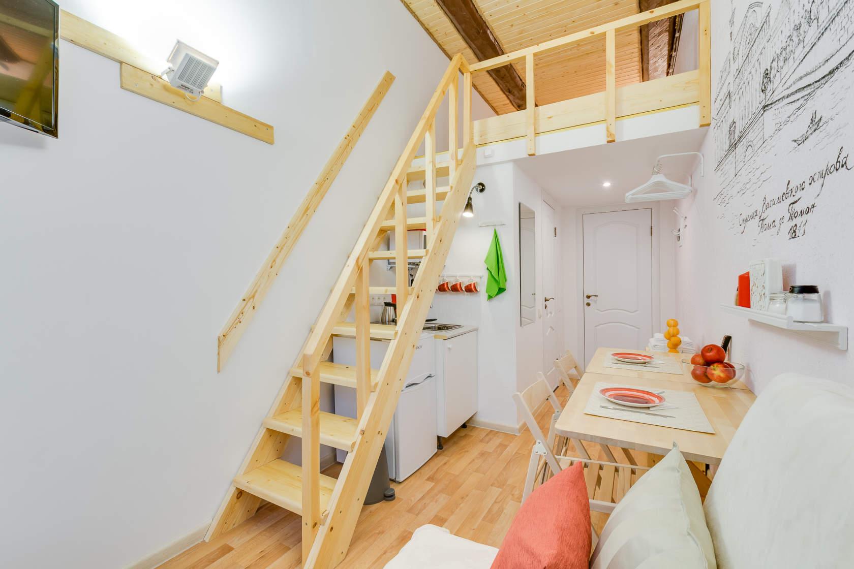 двухуровневая квартира в санкт петербурге фото мой вкус